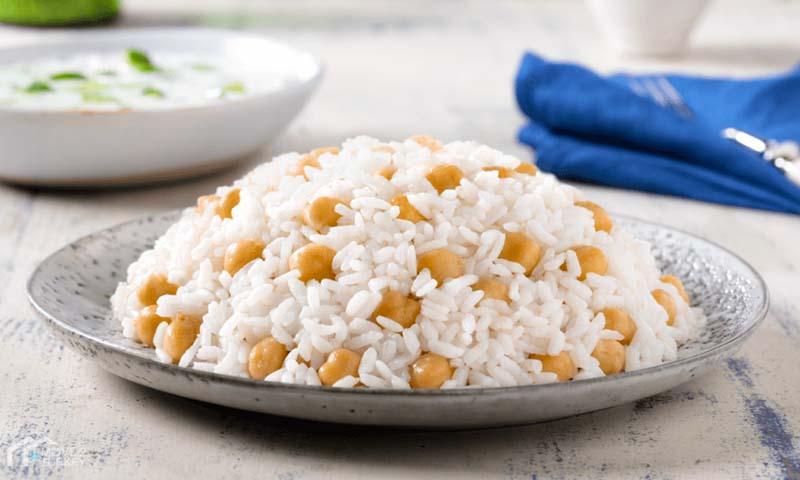Chickpea Rice Recipe
