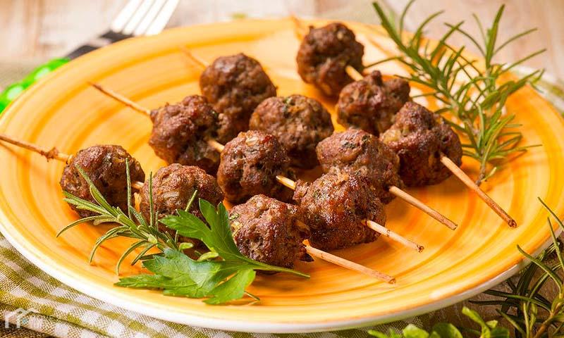 Shish Meatballs