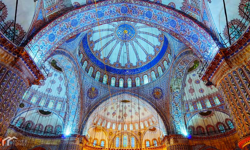 Sultan Ahmed Mosque | the blue Mosque