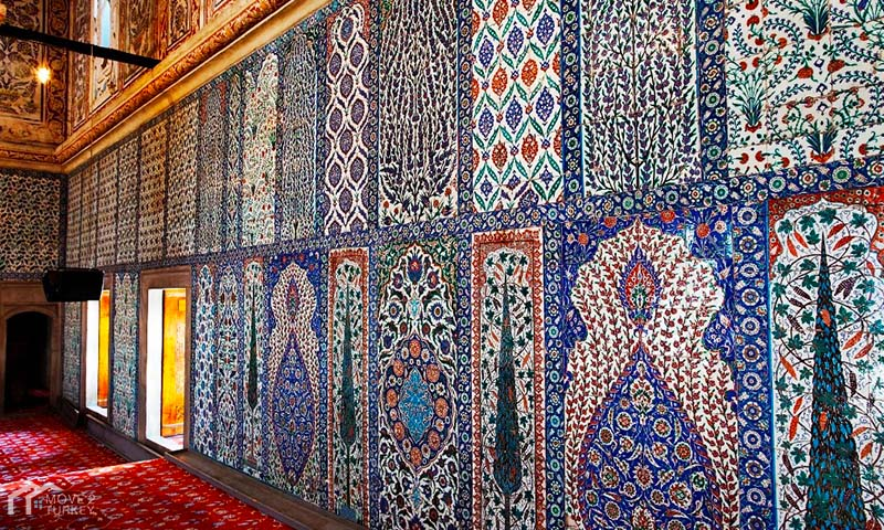 Sultan Ahmed Mosque | the blue Mosque Tiles