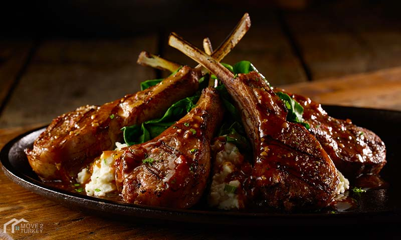 Turkish Lamb Chops Recipe