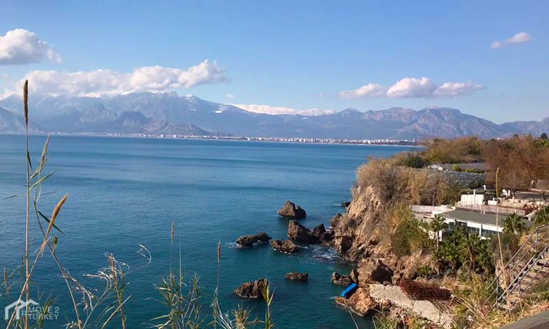 Antalya in Winter