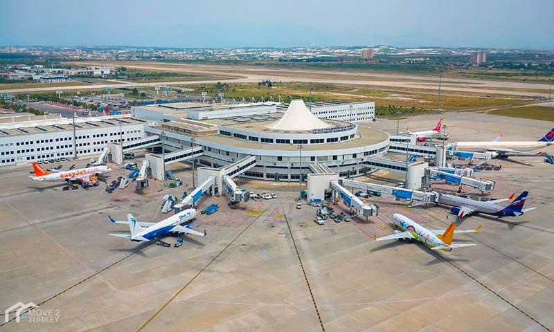 Antalya Airports