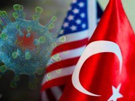 Coronavirus Turkey and USA