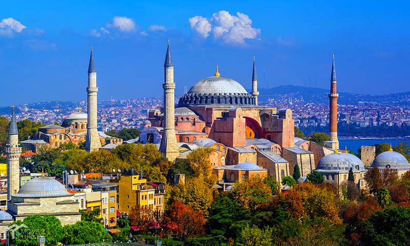 Hagia Sophia Mosque, the glory of architecture in Istanbul | Move ...