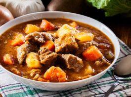 The Turkish Stew Recipe Yahni