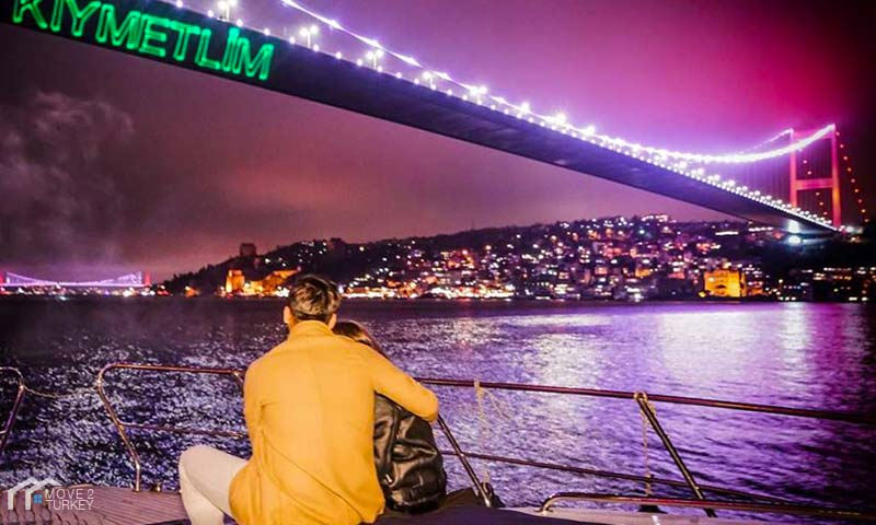 Bosphorus Cruise Trip
