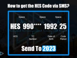How do I get the HES code in Istanbul?