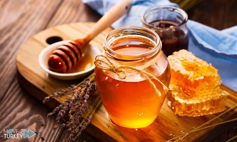 Turkish honey عسل تركي