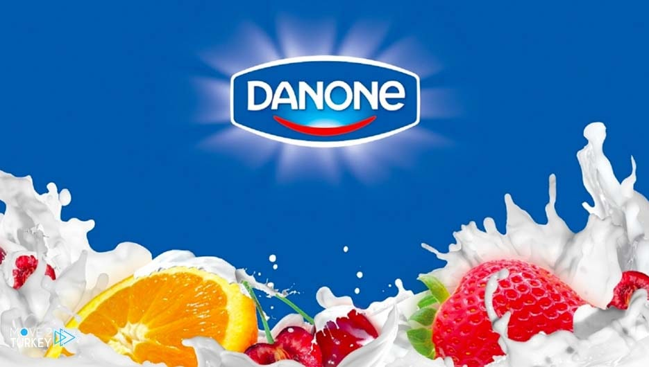 Danone Company in Turkey