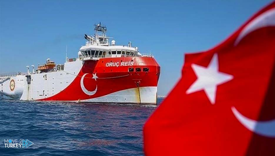 Oruc Reis ship