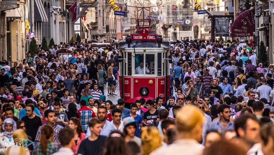 شارع الإستقلال في اسطنبول