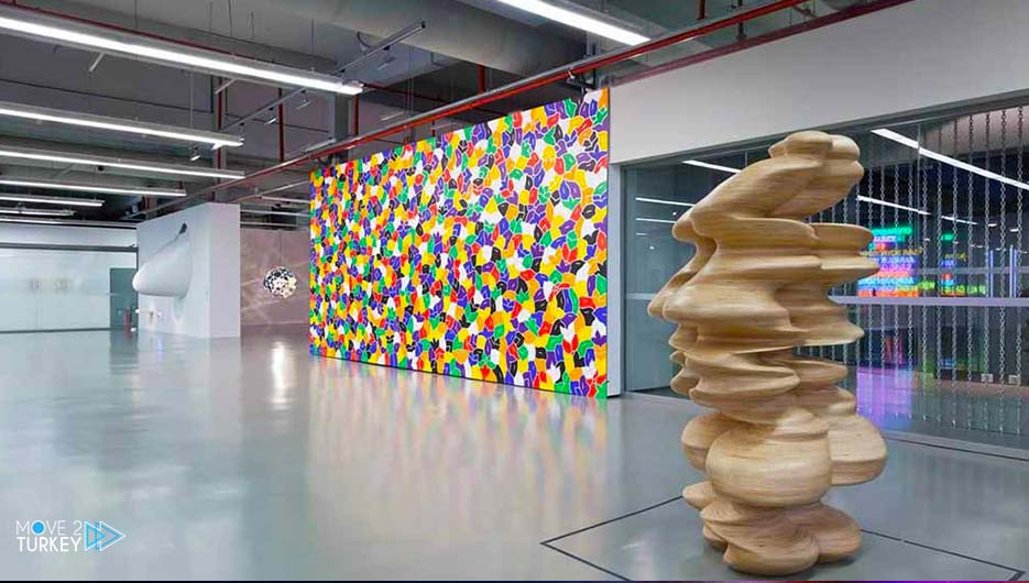 Museum of Modern Art in Istanbul