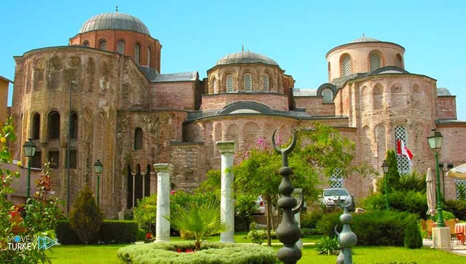 Zeyrek Mosque in Istanbul