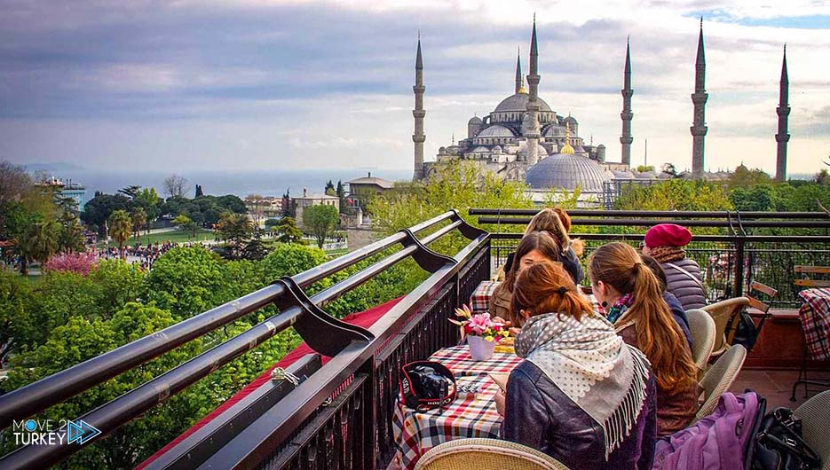 Traveling to Istanbul